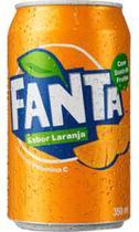 Refrigerante Fanta Laranja Lata 350ml -