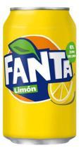 Refrigerante Fanta Lemon- Limao Importado da Inglaterra -