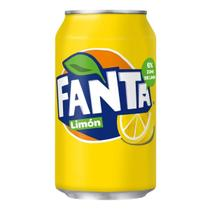 Refrigerante Fanta Limão Importado 330ml -