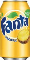Refrigerante Fanta Pineapple - Fanta Abacaxi - importada Estados Unidos -