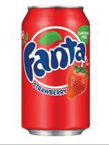 Refrigerante Fanta Strawberry -