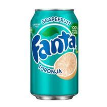 Refrigerante Fanta Toranja Importado 330ml -