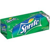 Refrigerante sprite lemon lime cherry  caixa 12 latas 355ml -
