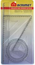 Reg.30cm+esq.21cm+trans.360ocr - Acrimet