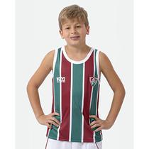 Regata Braziline infantil Fluminense Partner -