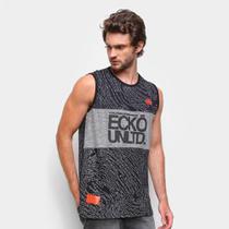 Regata Ecko Especial Style Masculina -