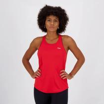 Regata Fila Basic Sports Feminina - Vermelha -