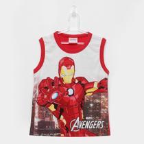 Regata Infantil Kamylus Avengers Masculina -