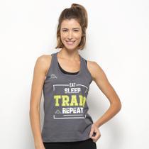 Regata Kappa Repeat Trainning Feminina -