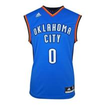 Regata oklahoma city westbrook basquete nba azul -