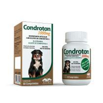 Regenerador Articular Condroton 1000mg 60 Comprimidos - Vetnil