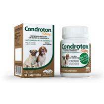 Regenerador Articular Condroton 500mg 60 Comprimidos - Vetnil