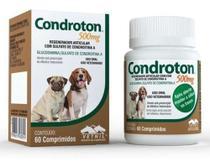Regenerador Articular Para Cães Condroton 500mg 60 Compr - Agropet Nutrimed