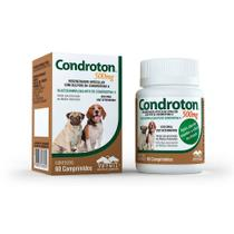 Regenerador Articular Vetnil Condroton 500 Mg 60 Comprimidos -
