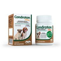 Regenerador Articular Vetnil Condroton 500mg - 60 Comprimidos -