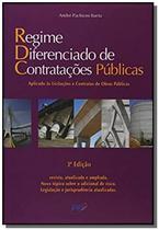 Regime diferenciado de contratacoes publicas: apli - Pini -