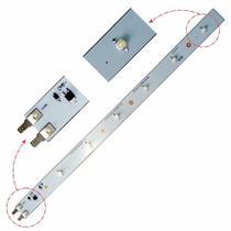 Régua Automotiva com 6 LEDs SMD - 24V - DNI 8847 -