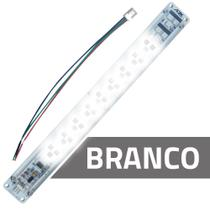 Régua p/ Mini VU AJK Sound c/ 33 Super Leds - Branco -