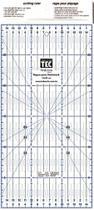 Régua para Patchwork 15 X 30cm - Toke E Crie