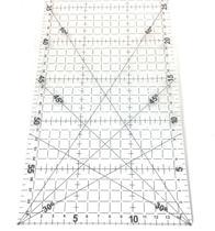 Régua Para Patchwork E Costura Westpress 60x15cm -