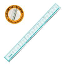 Régua Profissional para Corte Mimo - 40cm X 4cm -