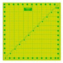 Régua Quadrada Fluorescente para Patchwork - Westpress