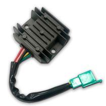 Regulador de Voltagem 12V Kansas 150 2008 a 2020 Gauss -