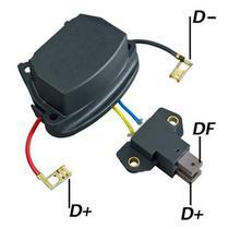 Regulador de Voltagem 28V VOLVO  FH12 NH12  Globetrotter 1998 em Diante Com Alternador VALEO F - Gauss