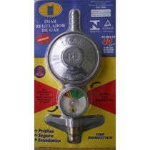 Regulador Gas Imar Com Manometro 1kg  518412 - Rcdeletrica