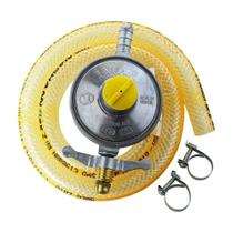 Regulador para Gás Imar 2000/02 Grande 2Kg/H com Mangueira 80cm -