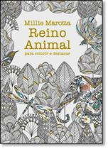 Reino Animal Para Colorir e Destacar - Sextante