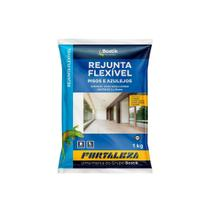 Rejunte Flexível para Pisos E Azulejos Verde 1kg - Fortaleza