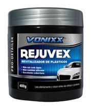 REJUVEX - REVITALIZADOR DE PLçSTICOS COM CARNAUBA VONIXX -