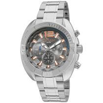 Relógio Condor Masculino Ritmo Envolvente COVD54AO/3C - Prata -