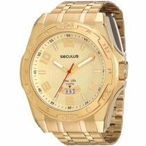 Relógio Seculus Masculino Long Life 23510GPSVDA1 -