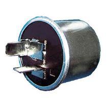Relé de pisca 2 terminais 12v sem suporte caneca de alumínio termodinâmico - Dni