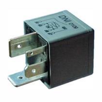 Relé Injeção Eletrônica  6KE906383  Audi - DNI 0109 -