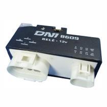 Relé para Ar-Condicionado e Arrefecimento VW 1H0919506 e 357919506 - 12V - DNI 8609 -