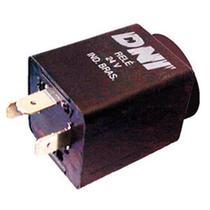 Relé sinalizador acústico 3 terminais 24v sem suporte som contínuo scania caminhões e ônibus - Dni