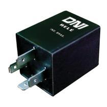 Relé Temporizador de Portas Marcopolo 27201397-1 - 12V - DNI 0866 -