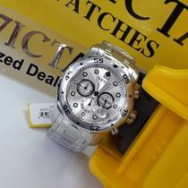 Relógio 0071 Prata Aço Inoxidável Cinza - Pro Diver - Invicta