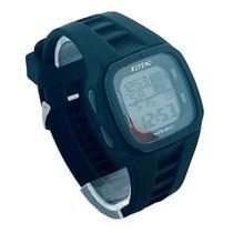 Relógio a Prova Dágua Funcional Preto Moda Verão Digital Unissex - Xufeng
