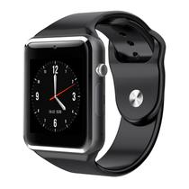 Relógio A1 Bluetooth Smart Watch Gear Iphone E Android Preto - Import