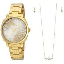 Relógio Allora Feminino AL2035FGI/K4K -