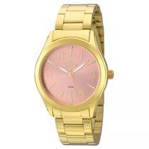 Relógio Allora Feminino Al2035fkl/4t, C/ Garantia E Nf -