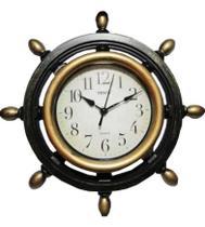 Relógio Analógico De Parede Leme 34cm - Yins