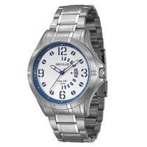 Relógio Analógico Masculino Seculus 60647G0SVNA2 Prateado -