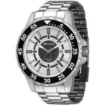 Relógio Analógico SECULUS Masculino 28364G0SVNA2 -