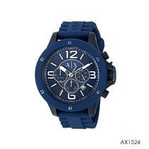 e23e6a6f2eea1 Relógio armani masculino azul ax1524 - Armani exchange