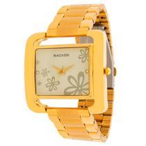 Relógio backer feminino dourado 3450145l br -